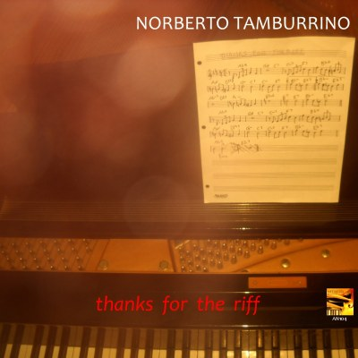 Thanks for the Riff album by Morberto Tamburrino